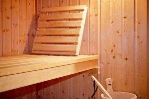 Wichtig: die Sauna Reinigung